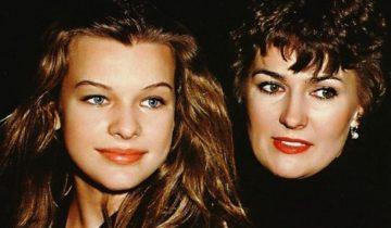 Дочь Милы Йовович подросла и стала очень похожа на свою звездную маму