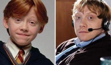Как живут актеры из Гарри Поттера 17 лет спустя!