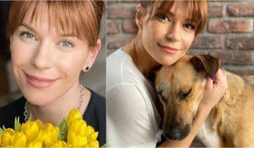 Звезда сериала «Воронины» — Волкова Екатерина взяла слепую собаку из приюта