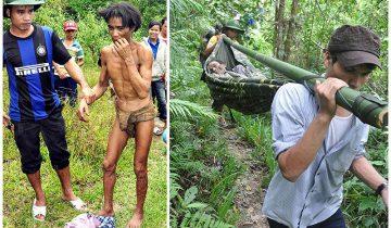 Во Вьетнаме обнаружили сына и отца, которые 40 лет прятались в джунглях