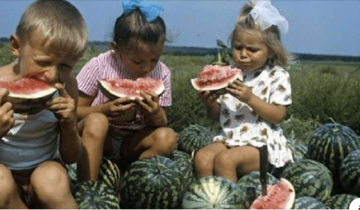 Наше беззаботное советское девство на фотографиях. Для всех тех, кто скучает!