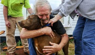 Мужчина спас больную собаку, потратив все деньги, которые копил всю жизнь