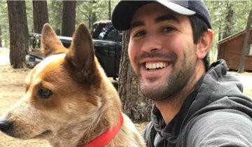 Собака из приюта спасла врача от депрессии, и мужчина не остался в долгу