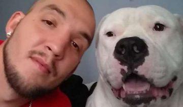 Мужчина продал автомобиль чтобы спасти жизнь своей любимой собаке