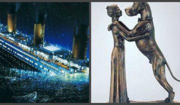 Судьба четвероногих пассажиров «Титаника» и отважная дама с большим догом